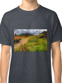Autumn in Lake District Classic T-Shirt