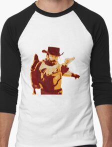 Django Fett : Unchained Men's Baseball ¾ T-Shirt