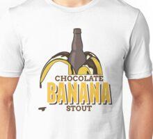 Chocolate Banana Stout Unisex T-Shirt