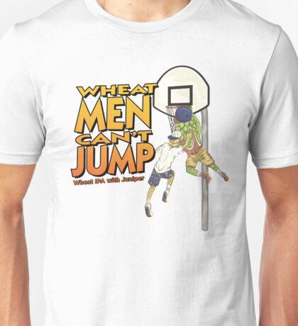 Wheat Men Can't Jump T-Shirt