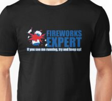 fireworks expres Unisex T-Shirt