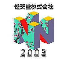 nintendo 2003 Photographic Print