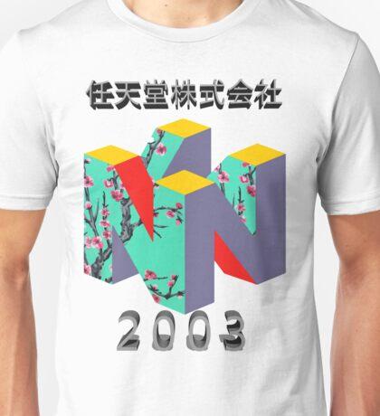 nintendo 2003 Unisex T-Shirt