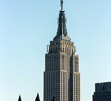 Empire State Building, New York by Katagram