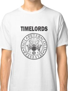 Time Lords 2 Classic T-Shirt