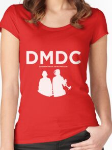 DMDC Women's Fitted Scoop T-Shirt