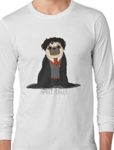 Harry Pugger Long Sleeve T-Shirt