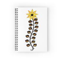 Spirit Vessel Link's Spirit (Fire) Spiral Notebook
