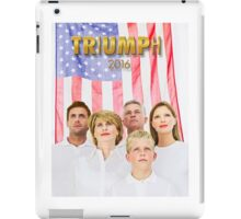 TRIUMPH 2016  iPad Case/Skin