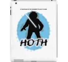 Hoth iPad Case/Skin