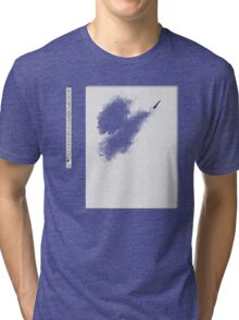 Invisible brush? Tri-blend T-Shirt