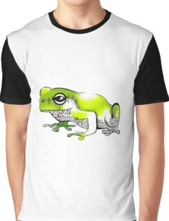 Froggy went a' courting! Graphic T-Shirt