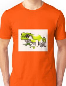 Froggy went a' courting! Unisex T-Shirt