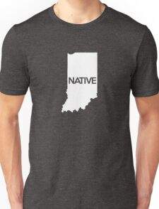 Indiana Native IN Unisex T-Shirt