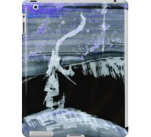 0039 - Brush and Ink - Lamp Lighting iPad Case/Skin