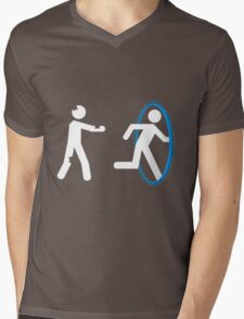 In Case of Zombies Use Portals T-Shirt