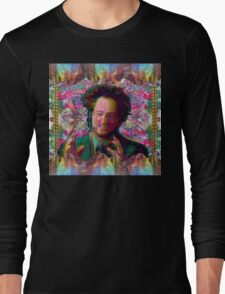 glitch dream of the anunnaki Long Sleeve T-Shirt