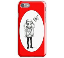 Don't stop to smell the roses again. iPhone Case/Skin