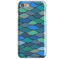 Waves and Scales iPhone Case/Skin