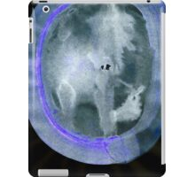 0034 - Brush and Ink - Circular Compression iPad Case/Skin