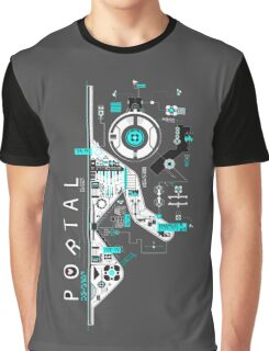 Portal Love Graphic T-Shirt