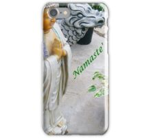 Blessings To You iPhone Case/Skin