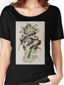 Photog - Capture Life Women's Relaxed Fit T-Shirt