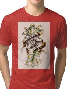 Photog - Capture Life Tri-blend T-Shirt