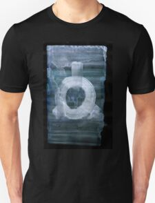 0041 - Brush and Ink - In Threes Unisex T-Shirt
