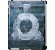 0041 - Brush and Ink - In Threes iPad Case/Skin