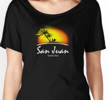 San Juan Women's Relaxed Fit T-Shirt