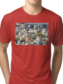 Male´ The Capital of the Maldives Tri-blend T-Shirt