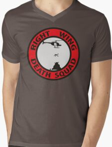 Right Wing Death Squad Mens V-Neck T-Shirt