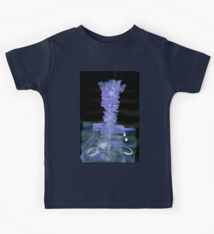 0043 - Brush and Ink - In the Cups Kids Tee