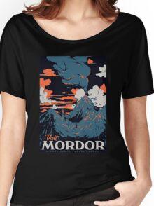 visit mordor t shirt Women's Relaxed Fit T-Shirt