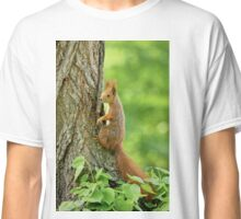 Cute is my middle name Classic T-Shirt