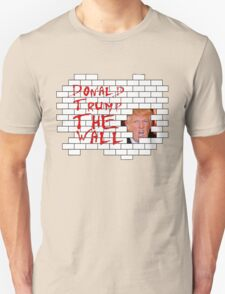 Donald Trump - The Wall T-Shirt