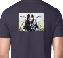 Darryl Dixon Angel Wings Unisex T-Shirt