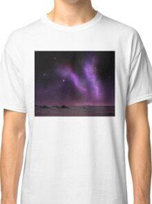 Night on the desert Classic T-Shirt