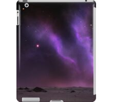 Night on the desert iPad Case/Skin