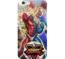 Gill - Street Fighter Case iPhone Case/Skin