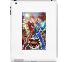 Gill - Street Fighter Case iPad Case/Skin
