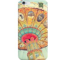 Swing, Swing At The Carnival iPhone Case/Skin