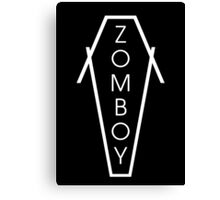 Zomboy Pentagon Canvas Print