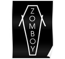 Zomboy Pentagon Poster