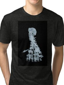 0040 - Brush and Ink - Maiden Voyage Tri-blend T-Shirt