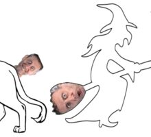 The Lion, The Witch and The Rosen Sticker