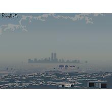 A far away Dream Land Photographic Print