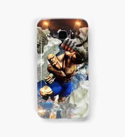 Tiger Street Fighter Case Samsung Galaxy Case/Skin