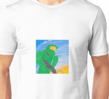 DrawSomething Chief 'Halo' Unisex T-Shirt